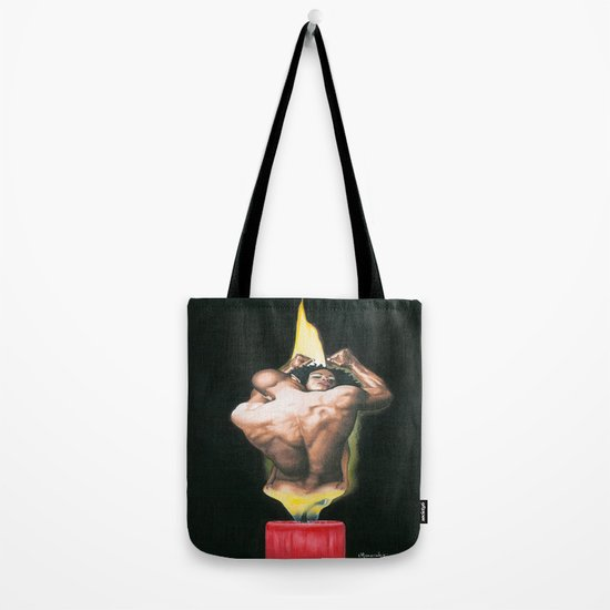 Consummation Tote Bag
