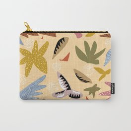 Tribal Jungle Carry-All Pouch