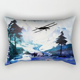 Yukon Ho! Rectangular Pillow