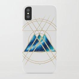 Nebula Warlock Sigil iPhone Case