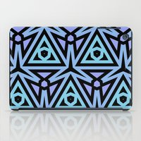 technology iPad Cases featuring Alien Technology by Lyle Hatch