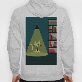 intellectual cat Hoody