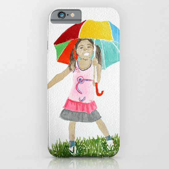 My umbrella iPhone & iPod Case