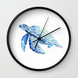 Turtle - Rising Wall Clock