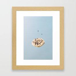 Kroepoek and Soy Sauce Framed Art Print