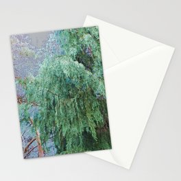 Let the Trees Speak Stationery Cards