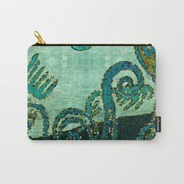 sparkly underwater Carry-All Pouch