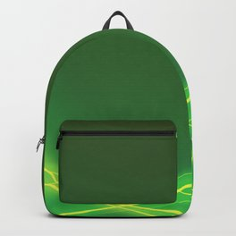 Ecclectic Waves Backpack