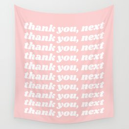 thank you, next Wall Tapestry