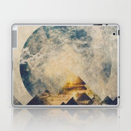 One mountain at a time Laptop & iPad Skin