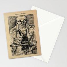 Pride & Prejudice, Page 7 Stationery Cards
