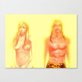 Eternity Canvas Print