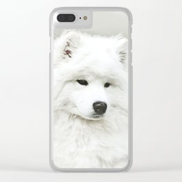 """"""" Together As One """" Clear iPhone Case"""