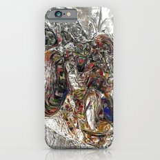 Musca Domestica aka The Fly . . .  An abstract iPhone 6s Slim Case