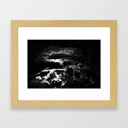 BLACK LAGOON Framed Art Print