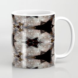 Concave Stature Pattern 10 Coffee Mug