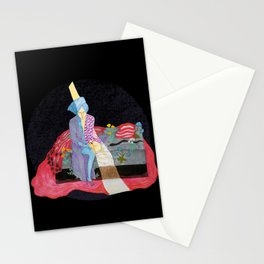 wake up, Suzanne. Stationery Cards