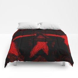 Overtaken. Comforters