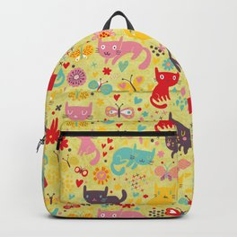 Cute Cats Backpack