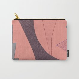 Malibu Pink Carry-All Pouch