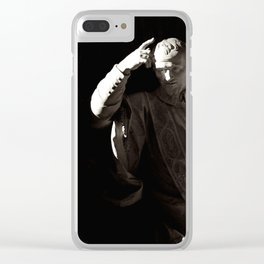Statue Clear iPhone Case