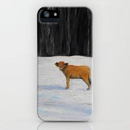 Kylee's Kenyon Calf iPhone Case