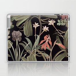 Dark Botanical Stravaganza Laptop & iPad Skin
