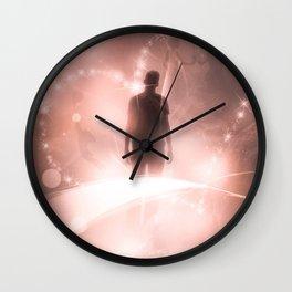 Feelings fade but memories last forever Wall Clock