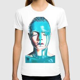 Paint on Cara T-shirt