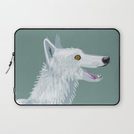 Totem Canadian wolf 1 Laptop Sleeve