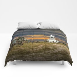 Western 1880 Town Comforters