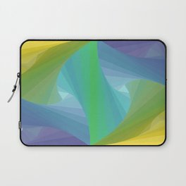Geometric Voids Laptop Sleeve