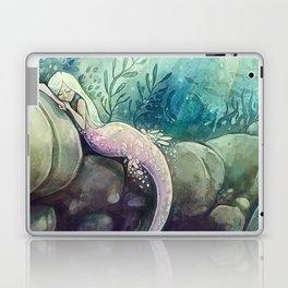 Lady of the lake Laptop & iPad Skin