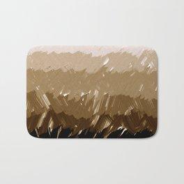 Shades of Sepia Bath Mat