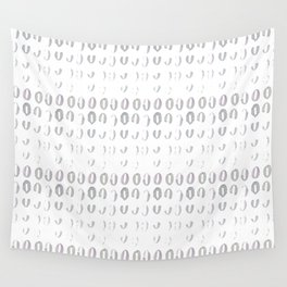 null pattern Wall Tapestry