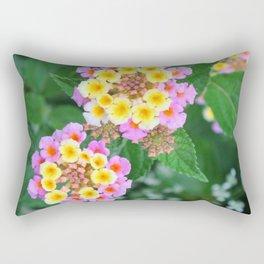 Southern blossoms Rectangular Pillow