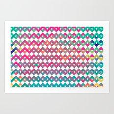 Lab colors II Art Print