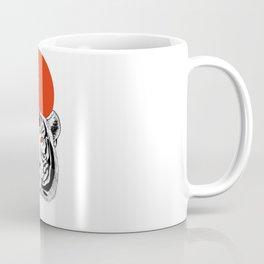YIN YANG TIGER Coffee Mug
