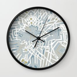 MISTER FREEZE Wall Clock