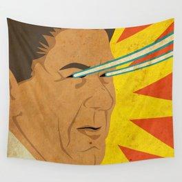 Ronald Raygun Wall Tapestry