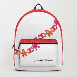 Monkey Business Backpack