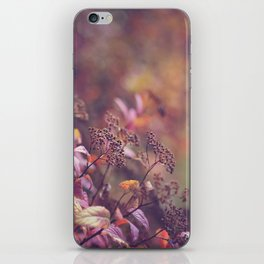 Everything has beauty, but not everyone sees it iPhone Skin