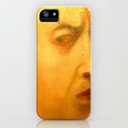 Yellow With Envy iPhone Case