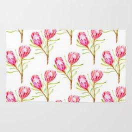 Pink Protea Rug