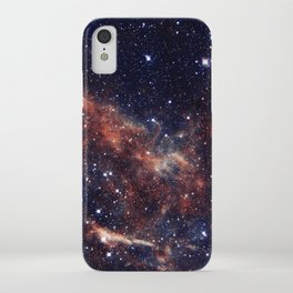 Vermilion Nebula iPhone Case