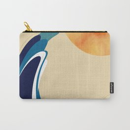 Waves and the sun Carry-All Pouch