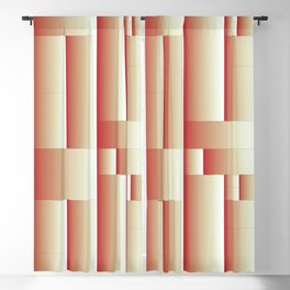 Gradient Blackout Curtain