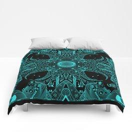 Tentacle void Comforters