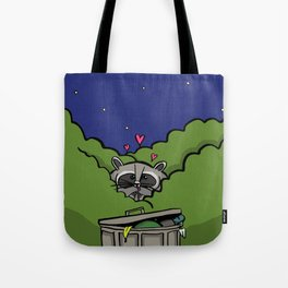 A Night of Romance Tote Bag