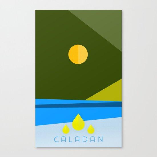 DUNE: CALADAN Canvas Print